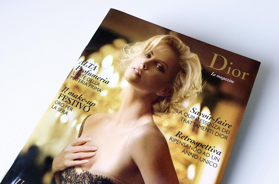 Dior Magazin 01