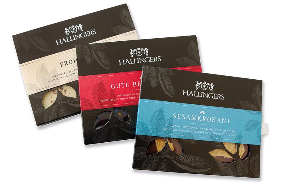 Hallingers Schokolade 1