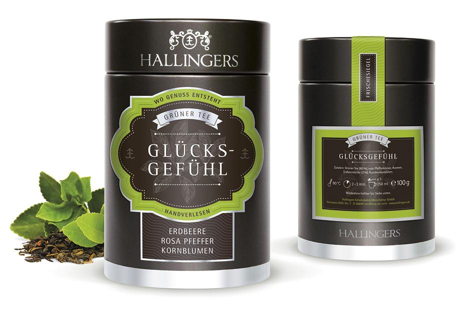 Hallingers Tee 2