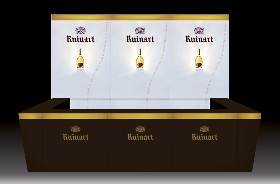 Ruinart Eventbar 01