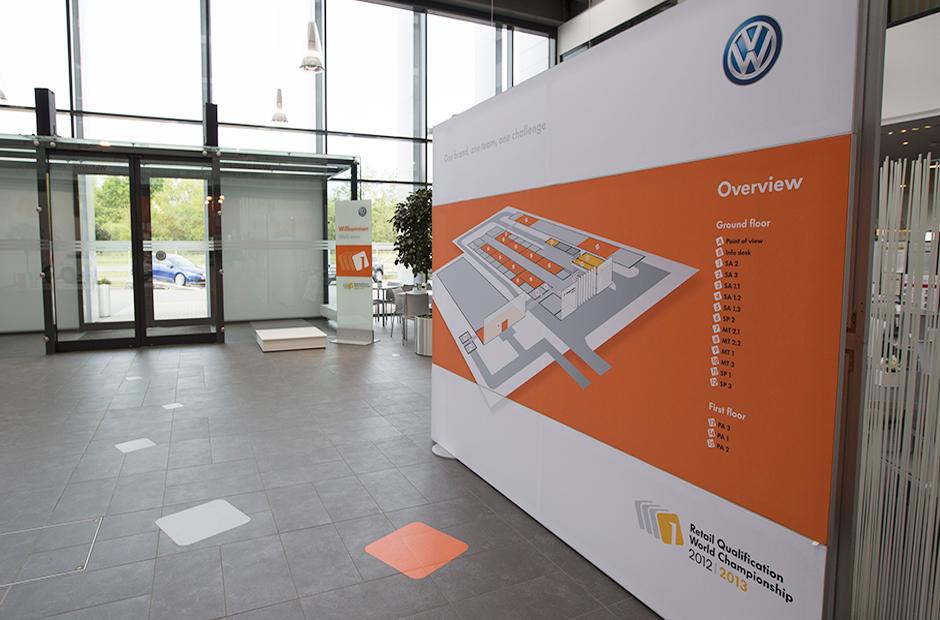 VW RQWC 18